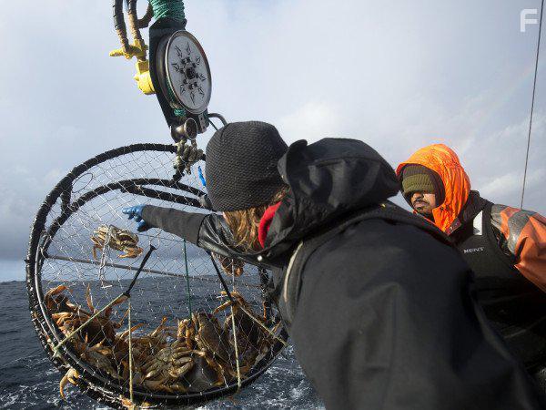 Discovery смертельный улов