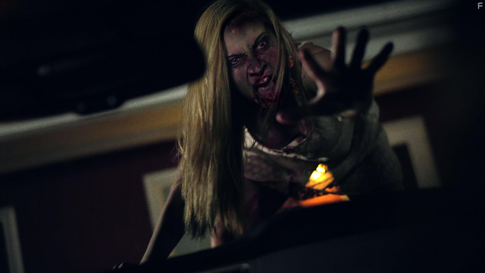 ужасы ночь зомби