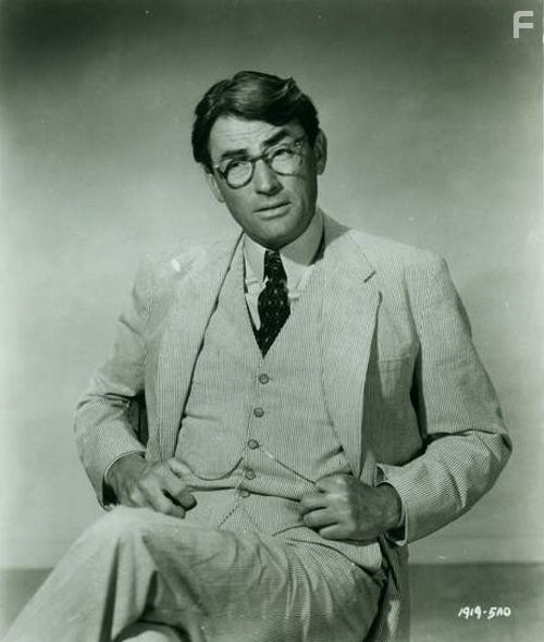 characterization of atticus finch of harper lees to kill a mockingbird