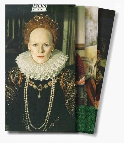 кино елизавета королева англии