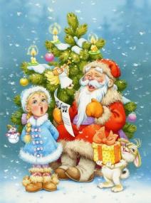Мультики: Новогодние и рождественские мультфильмы