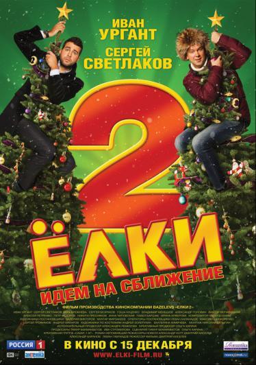 Русские новогодние фильмы: Новый год и Рождество
