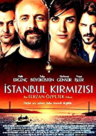 Красный Стамбул 2018