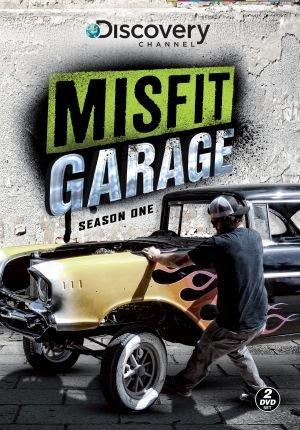 Discovery: мятежный гараж / misfit garage. Truckin' it with trejo.