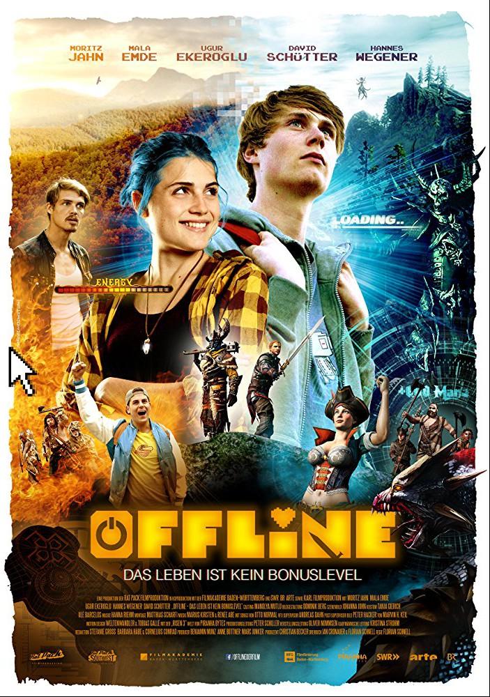Оффлайн: жизнь прожить - не уровень пройти / Offline - Das Leben ist kein Bonuslevel (2016)