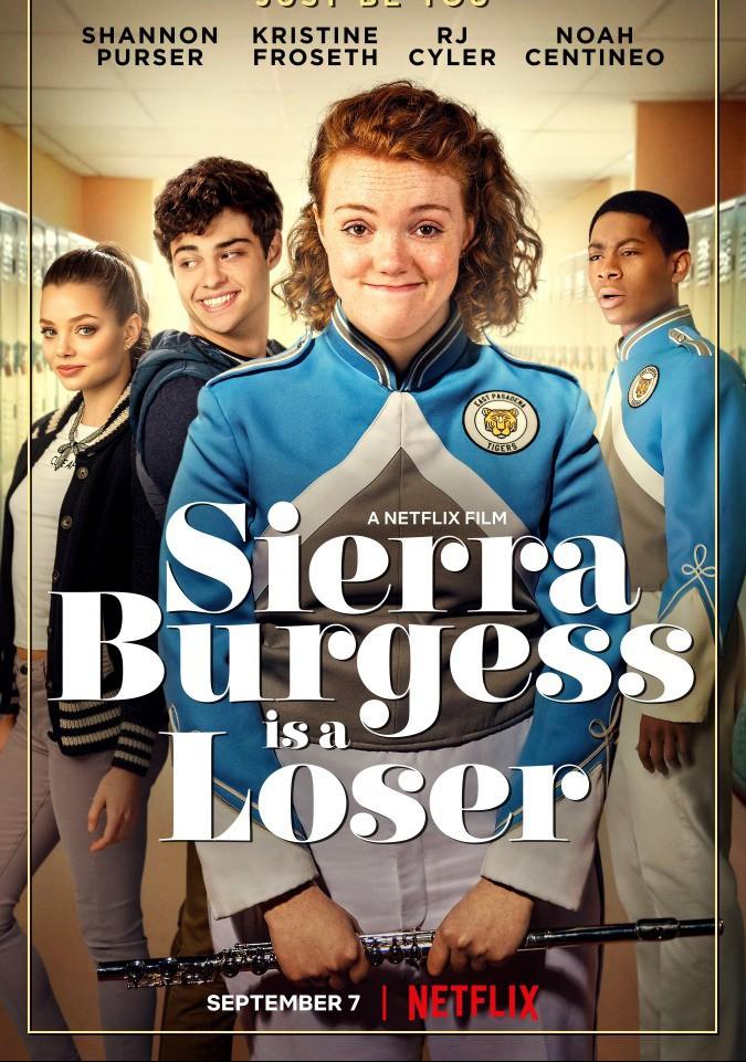Сьерра Берджесс — неудачница (2018) HD 720