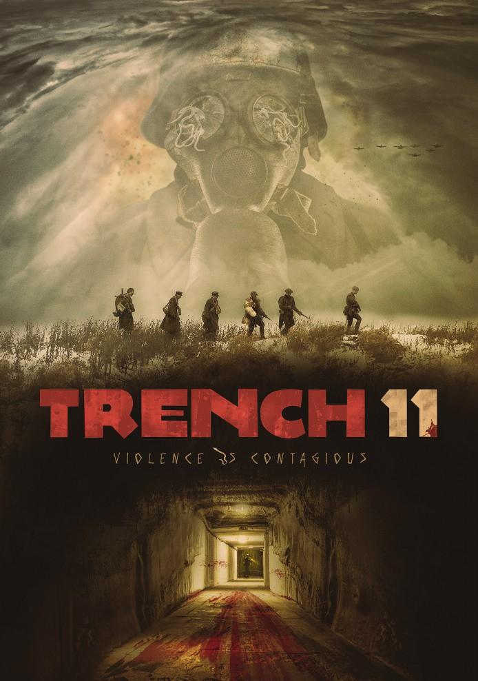 Траншея 11 (2018) HD 1080