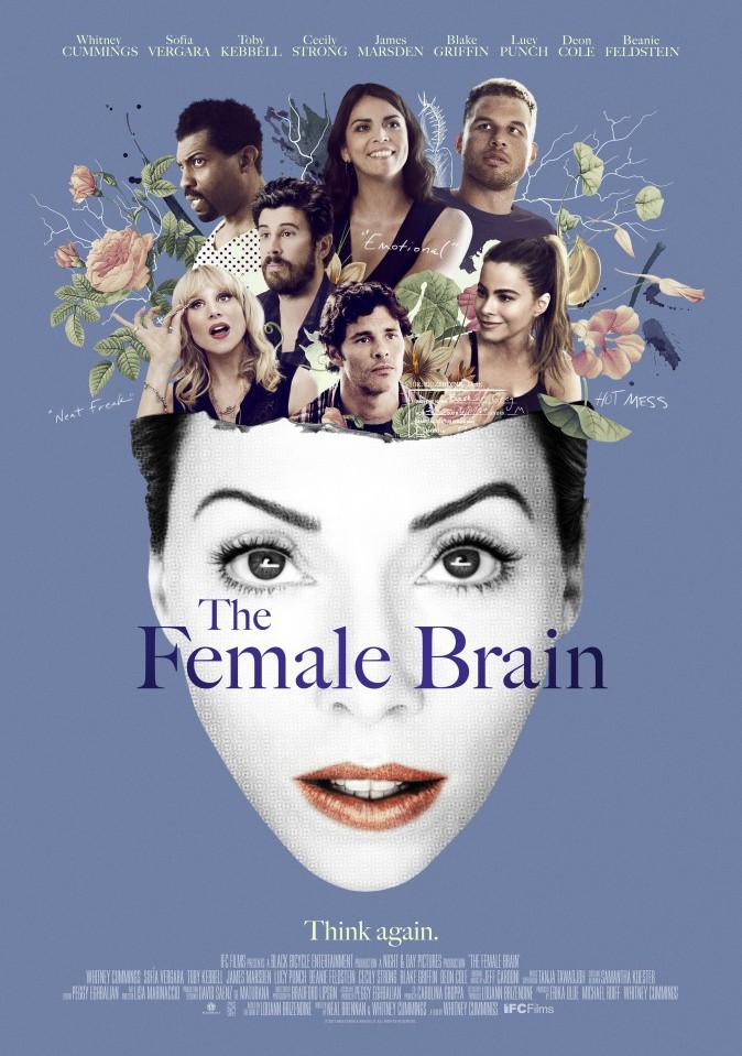 Женский мозг 2018