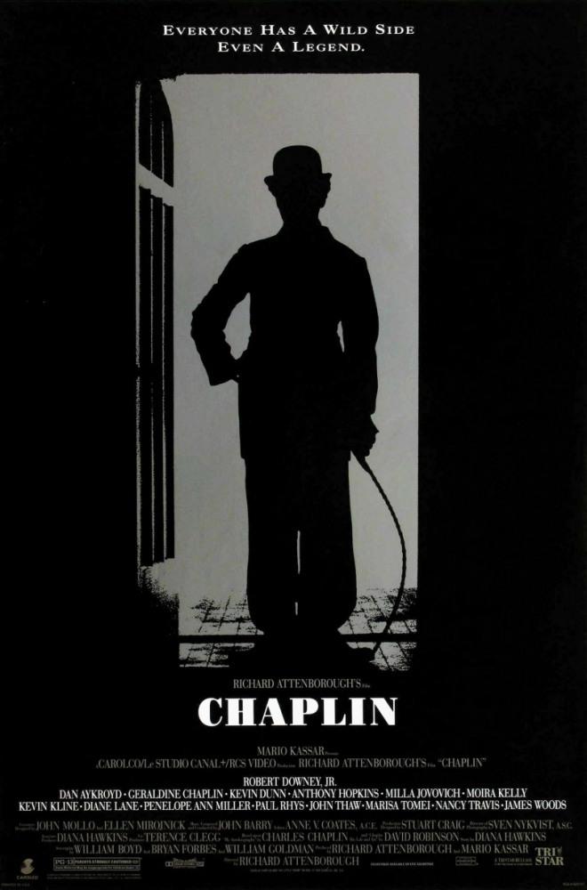 Чарли чаплин фото биография