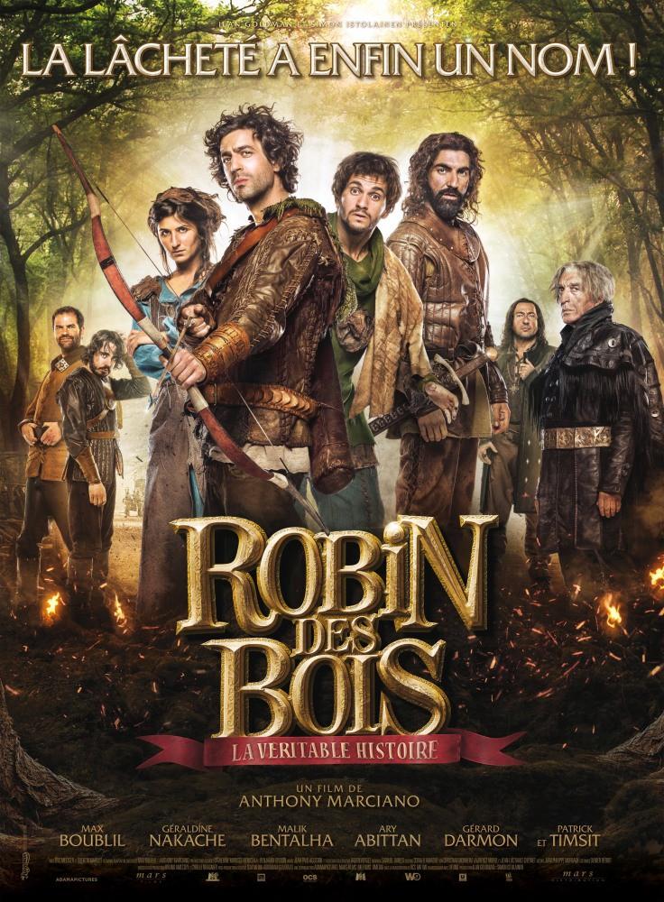 «Робин Гуд: Мужчины В Трико» — 1993