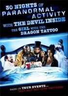 30 ночей паранормального явления с одержимой девушкой с татуировкой дракона
