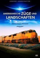 Американские поезда и пейзажи