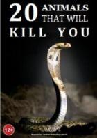 National Geographic: 20 животных, которые могут вас убить