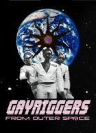 Геи-ниггеры из далекого космоса