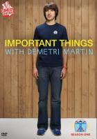 Важные вещи с Деметри Мартином