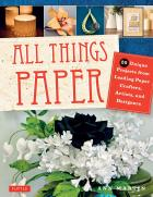 Все, что можно сделать из бумаги. Бумажные предметы интерьера