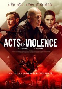 Акты насилия, 2018
