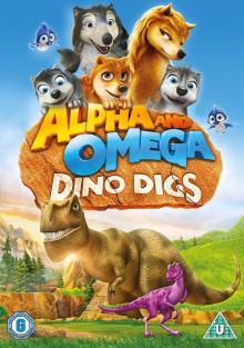 Альфа и Омега 6: Пещеры динозавров, 2016
