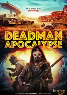 Постер Апокалипсис Джека Дэдмэна