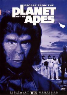 Бегство с планеты обезьян, 1971