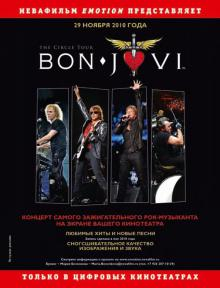 Bon Jovi: The Circle Tour, 2010