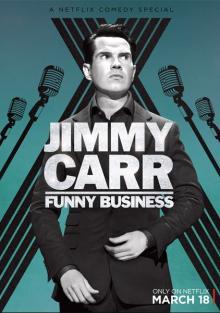 Джимми Карр: Валяет дурака, 2016