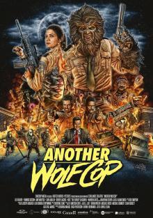 Ещё один волк-полицейский, 2017