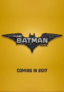 Лего Фильм: Бэтмен, 2017