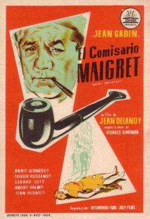 Мегрэ расставляет сети, 1958