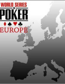 Мировая серия покера Европа, 2009