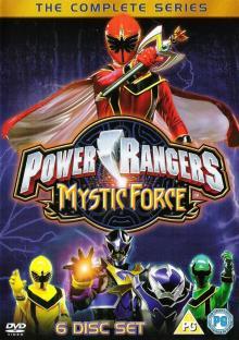 Могучие рейнджеры: Волшебная сила, 2006