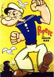 Морячок Папай, 1960