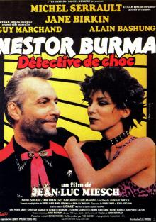 Нестор Бурма, детектив-шок, 1982