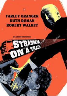 Незнакомцы в поезде, 1951