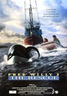 Освободите Вилли 3: Спасение, 1997