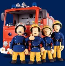 Пожарный Сэм - Большой огонь Понтипанди, 2010