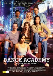 Танцевальная академия: Фильм, 2017