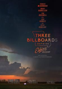 Три рекламных щита на границе Эббинга, Миссури, 2017