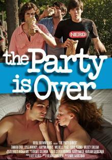 Постер Вечеринка окончена