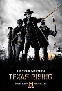 Восстание Техаса, 2015