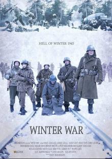 Постер Зимняя война