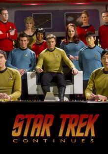 Звёздный путь Продолжается, 2013