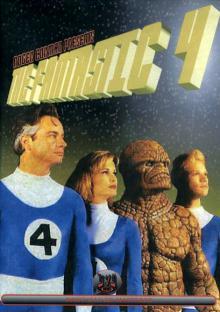 Фантастическая четверка, 1994