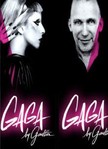 Леди Гага глазами Готье, 2011