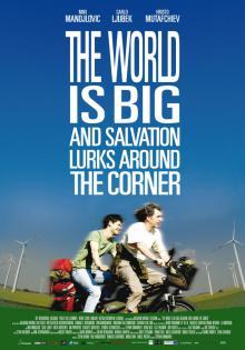 Мир велик, а спасение поджидает за углом, 2008