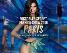 Показ мод Victoria\'s Secret, 2016