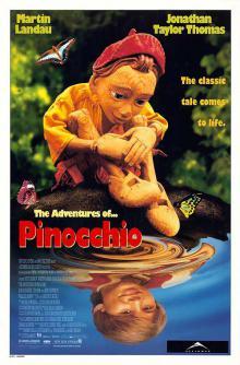 Приключения Пиноккио, 1996