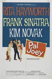 Приятель Джои, 1957