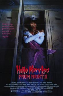 Школьный бал 2: Привет Мэри Лу, 1987