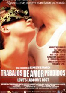 Тщетные усилия любви, 2000